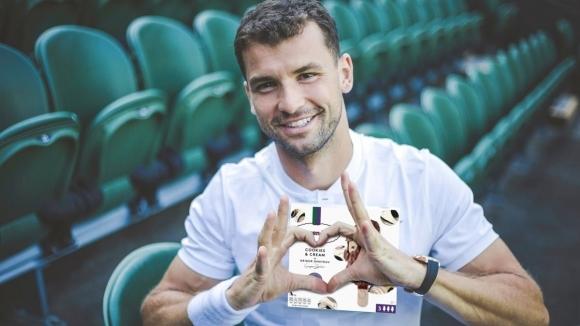 Григор Димитров отново на корта след почивката с Никол