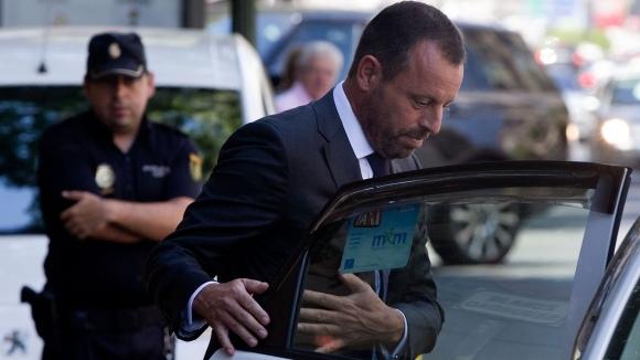 Прокуратурата поиска 11 години затвор за бивш президент на Барселона
