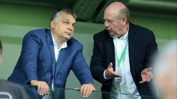 """Областният управител на Разград се срещна с Виктор Орбан на """"Лудогорец Арена"""""""