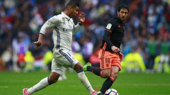 Валверде поиска капитан на Валенсия и кадър на Реал