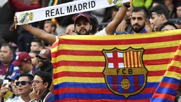 Примера започва с мачове на Барса и Реал Мадрид след полунощ