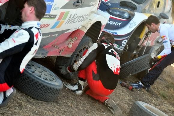 Toyota ще са победители във Финландия, смята Ожие