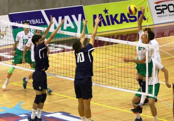 Момчетата на Мартин Стоев на полуфинал срещу Сърбия