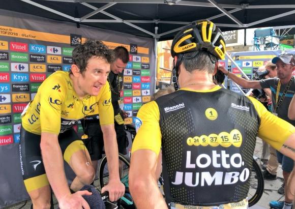 Победителят на Тур дьо Франс изглежда ясен
