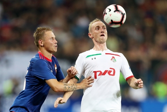 ЦСКА Москва спечели Суперкупата на Русия