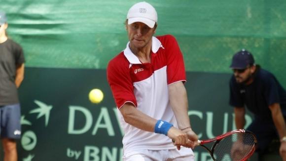 Тихомир Грозданов: Тенисът е адски труден спорт