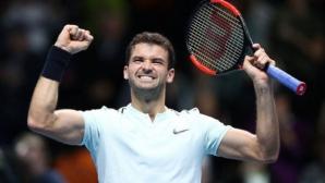 Без промяна за Григор в световната ранглиста