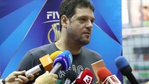 """Селекционерът на България: Положението е: """"Четири сватби и…"""""""