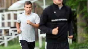 Славия отряза бивш играч на ЦСКА