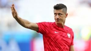 Левандовски запазва лентата на националния отбор