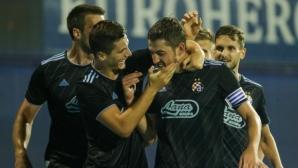 Динамо (Загреб) с голям скок към третия предварителен кръг в ШЛ