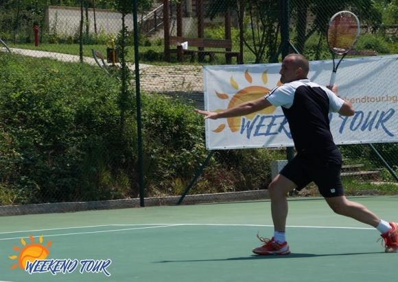 Два турнира и 11 дни тенис от Уикенд тур през септември