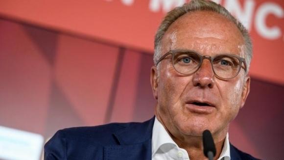 Румениге поиска отмяна на правилото за собственост на клубовете в Германия