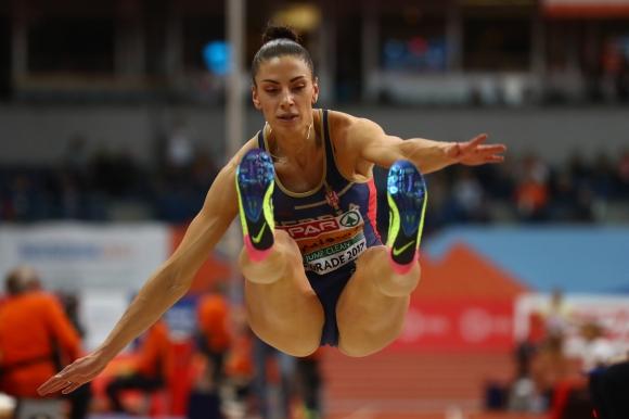 Шпанович ще е голямата звезда на Сърбия на ЕП по лека атлетика