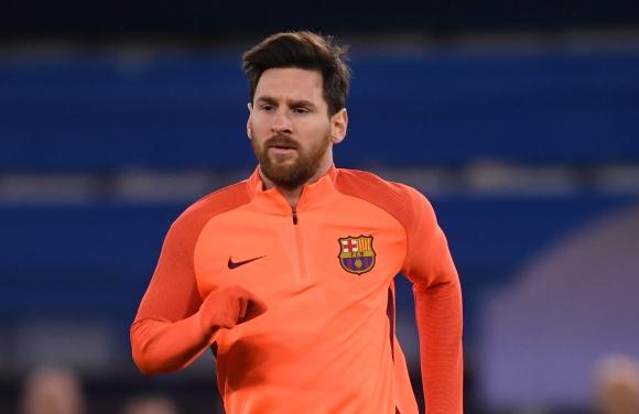 Меси вече е на базата на Барселона