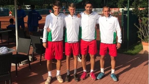 Юношите на България до 16 год. ще играят за 5-8 място на Европейската купа