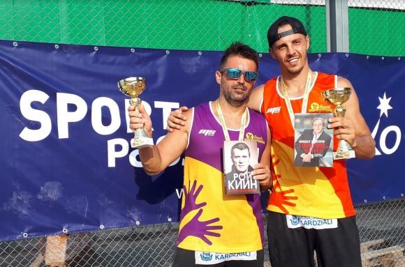 Фаворитите Колев и Митев триумфираха в Sport Pass Cup Plovdiv