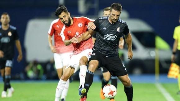 Динамо (Загреб) измъкна реми в Израел и продължава уверено напред