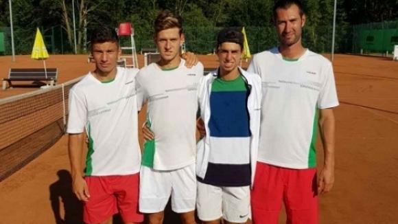 Юношите до 18 години ще играят срещу Украйна в Европейската купа