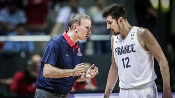 Франция обяви състава си за квалификацията с България