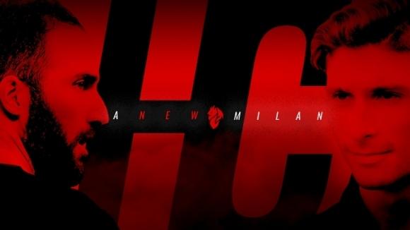 Милан сложи началото на новата ера в клуба с Игуаин и Калдара