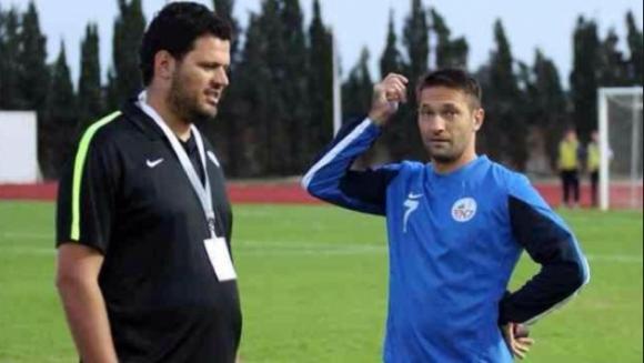 Българин стана шеф в отбор в Кипър