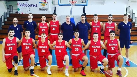 България победи Исландия на ЕП за юноши до 18 години