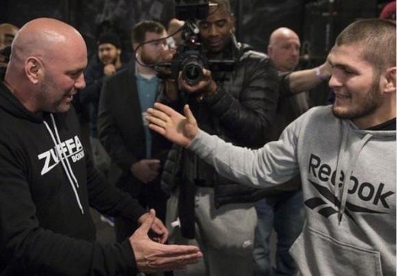Нурмагомедов ще получи рекорден хонорар за битката си с Макгрегър