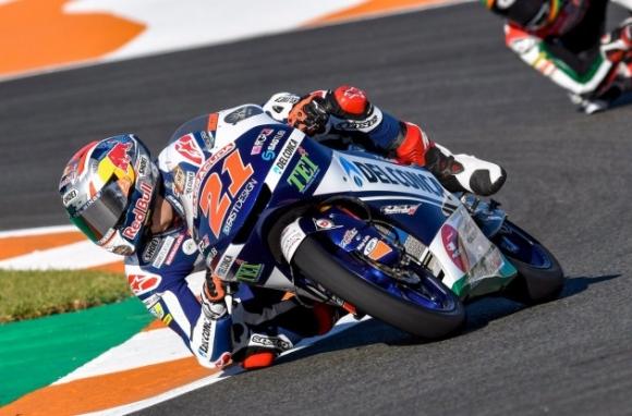 Фабио ди Джанантонио триумфира в Гран при на Чехия в Moto3