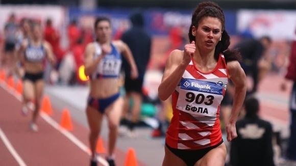 Радостина Стоянова спечели две титли и постави два лични рекорда в Белгия