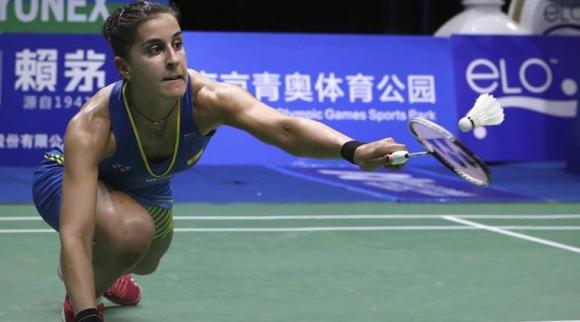 Олимпийската шампионка Каролина Марин спечели титлата на Световното