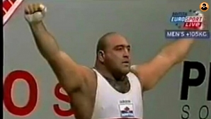 Почина щангистът Дамян Дамянов