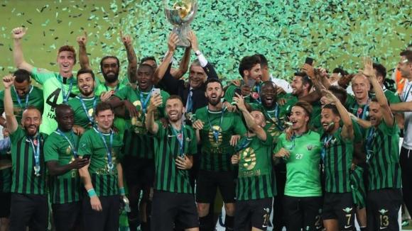 Още един трофей за Акхисар Беледиеспор, Гомис провали Галатасарай