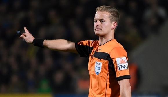 """Белгийски лекар ще ръководи мача на """"червените"""" срещу Копенхаген"""