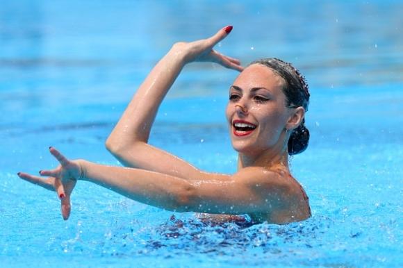 Христина Дамянова последна на соло техническа програма