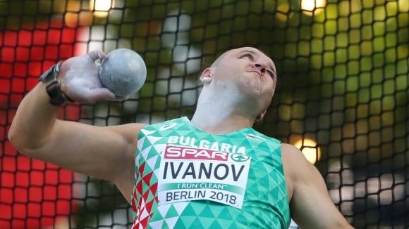 Рекорд за сезона не стигна на Иванов за финал