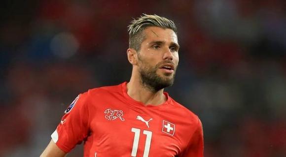 Бехрами приключи с националния отбор на Швейцария
