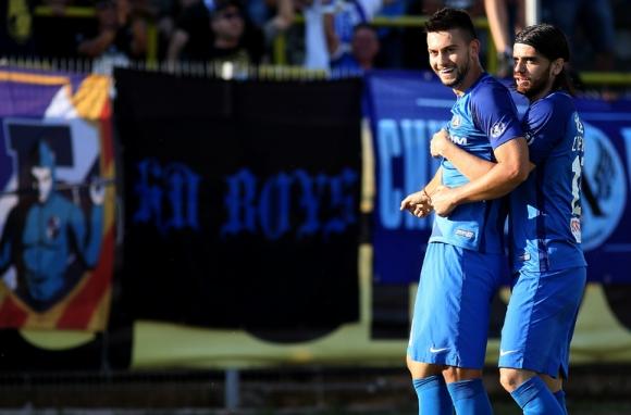 Двама от Левски с контузии след победата във Враца