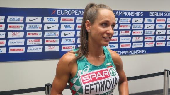 Инна Ефтимова: Бягах на болкоуспокояващи (видео)