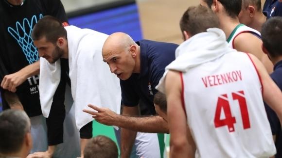 Любо Минчев ще избира между 23-ма баскетболисти за световните квалификации