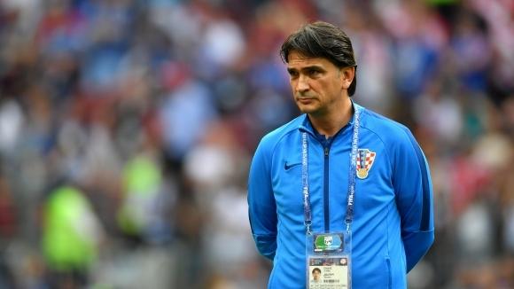 Далич остава начело на Хърватия