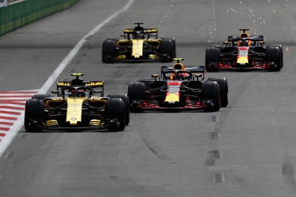 Ф1 не се страхува да рискува с нови състезания