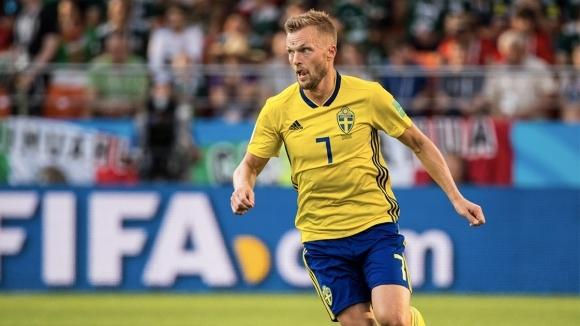 Себастиан Ларсон ще играе в АИК Стокхолм