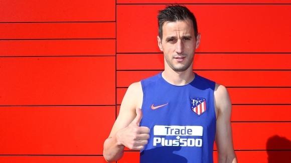 Сделката е факт: Атлетико купи Калинич