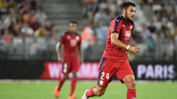 Бордо е близо до плейофа в Лига Европа след обрат в Украйна