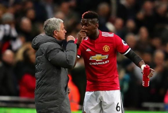 Моуриньо: Погба е щастлив и готов да помага на Манчестър Юнайтед