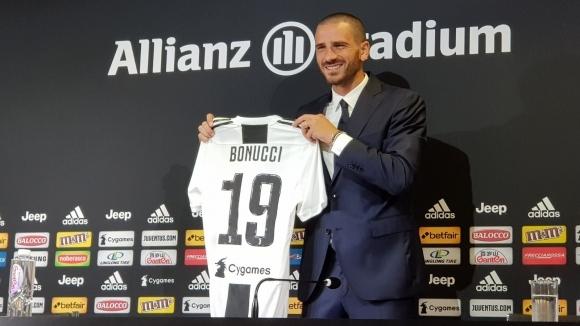 Бонучи: Реших да премина в Милан от яд, но Юве е моят дом