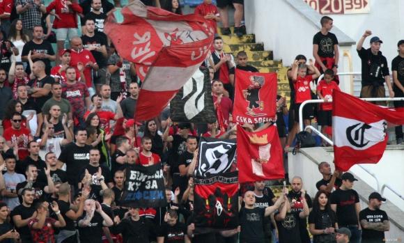 """""""Червените"""" пуснаха билетите за мача със Славия"""