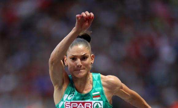 Габи Петрова остана шеста в тройния скок, триумф за български треньор