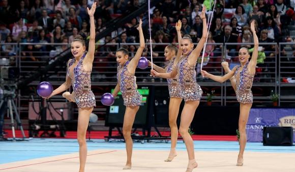 Ансамбълът на България по художествена гимнастика ще участва на турнир в Минск